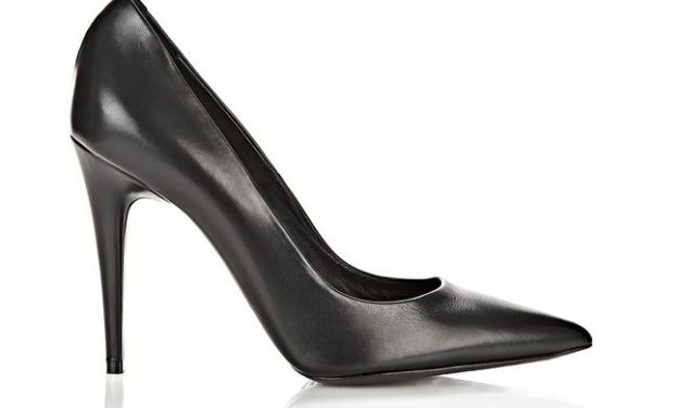 Alexander Wang 'Annike' high pump