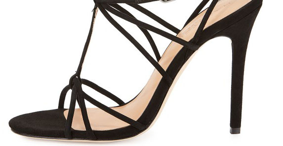 Halston Heritage – Anita Suede Strappy Sandal