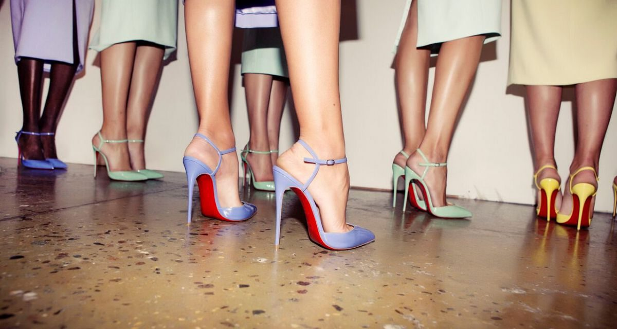 Louboutin adds some sole to NYFW S/S 2016