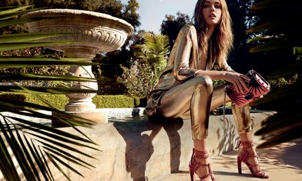 Jimmy Choo Spring/Summer Collection 2016