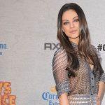 Celeb Spotlight: Mila Kunis