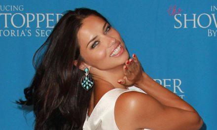 Celeb Spotlight: Adriana Lima