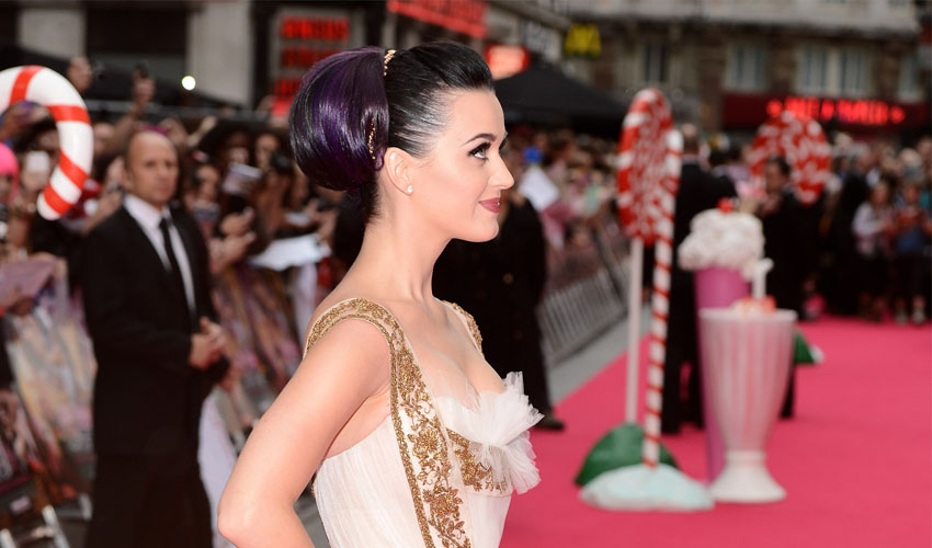 Celeb Spotlight: Katy Perry
