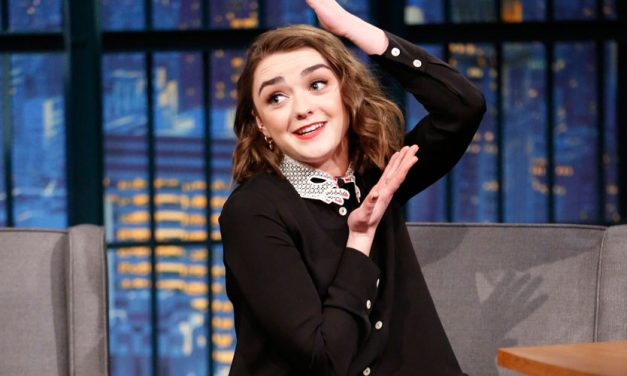 Celeb Spotlight: Maisie Williams