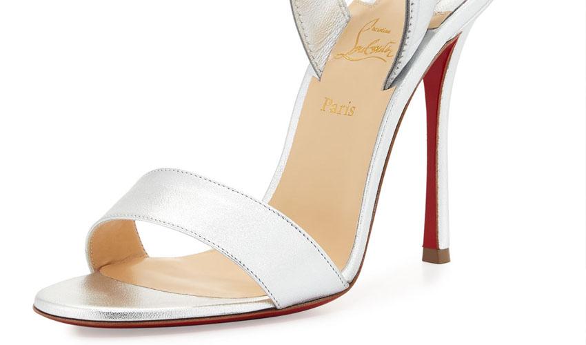 Christian Louboutin 'Samotresse' Winged Sandal
